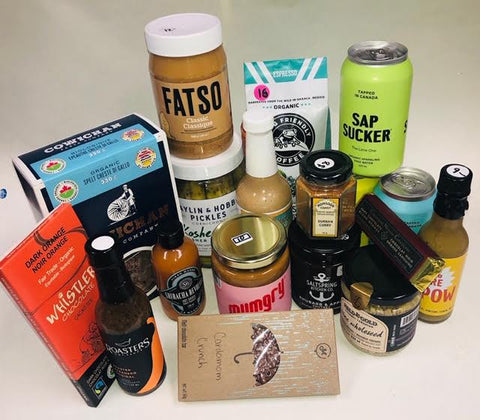 Jackson's Foodie Care Box 50