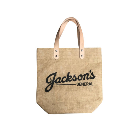 Jackson's Clutch Tote