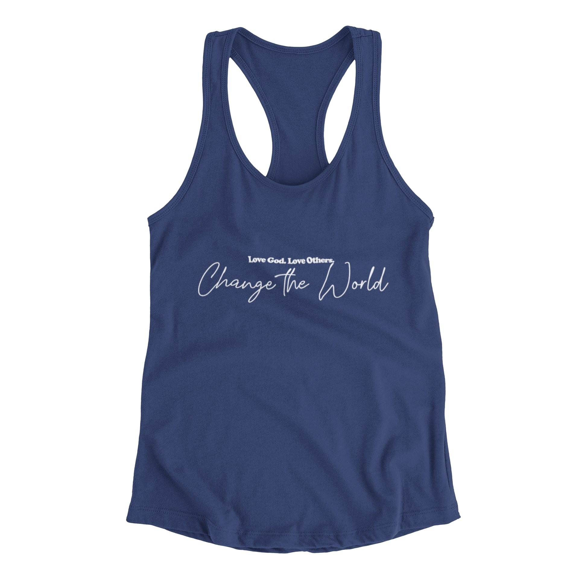 Change the World Tank Top
