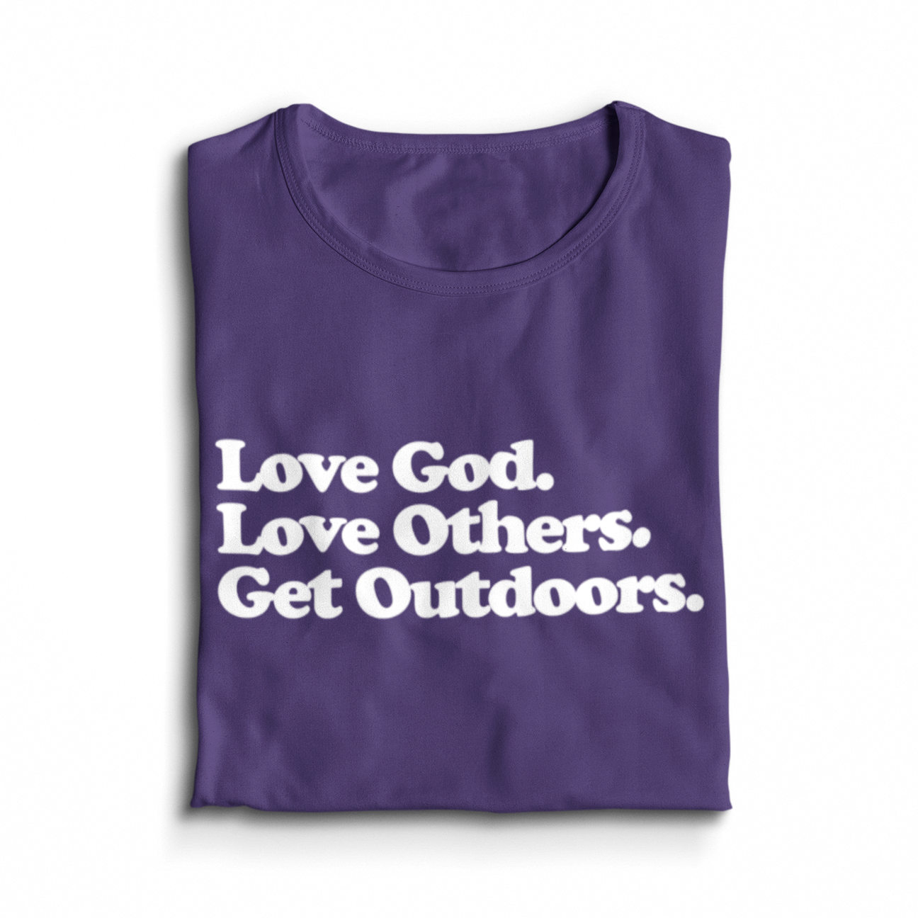 Get Outdoors T-shirt