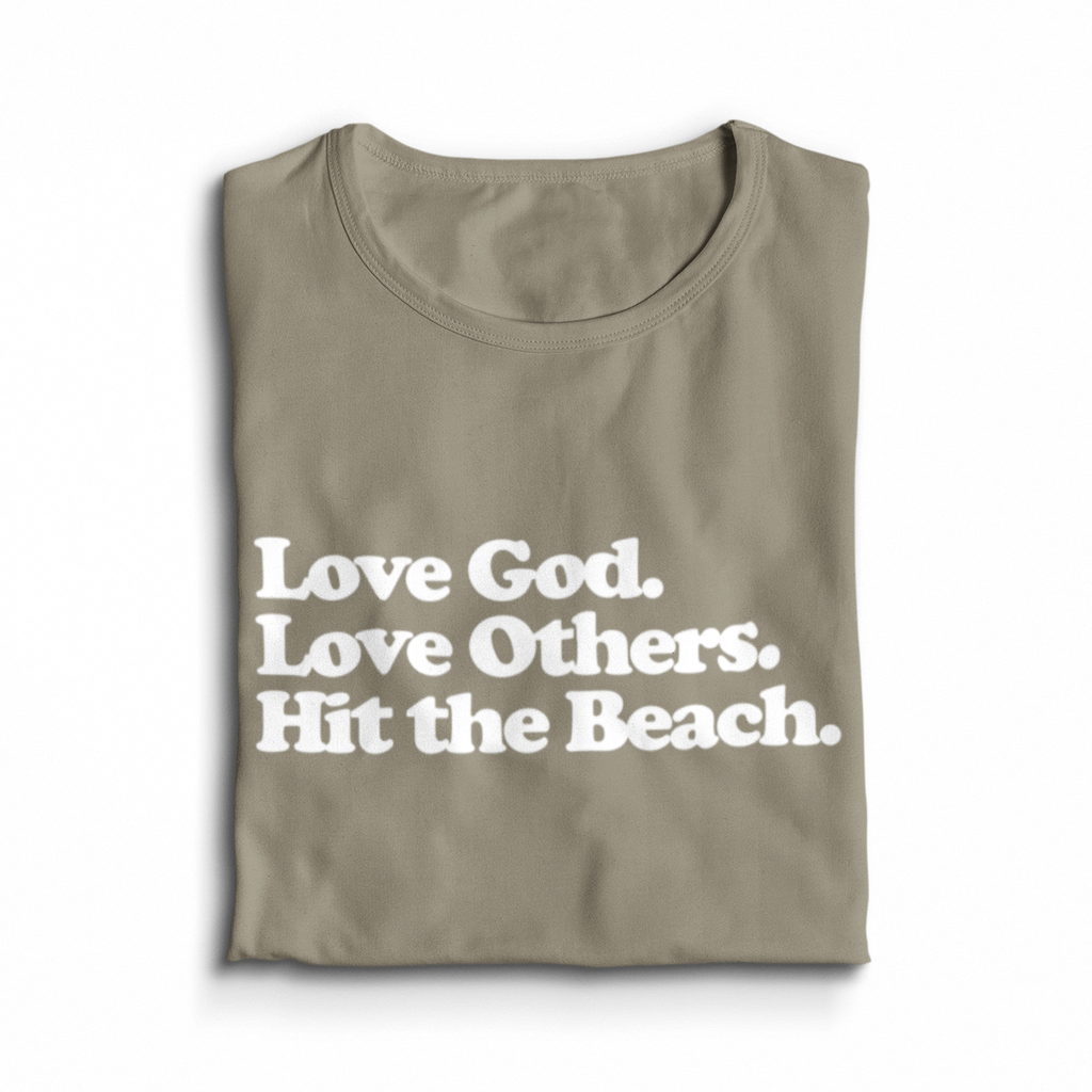 Hit the Beach T-shirt