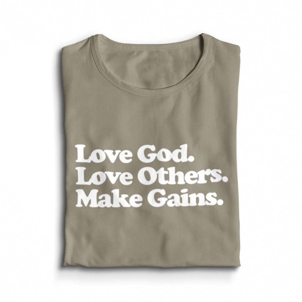 Make Gains T-Shirt