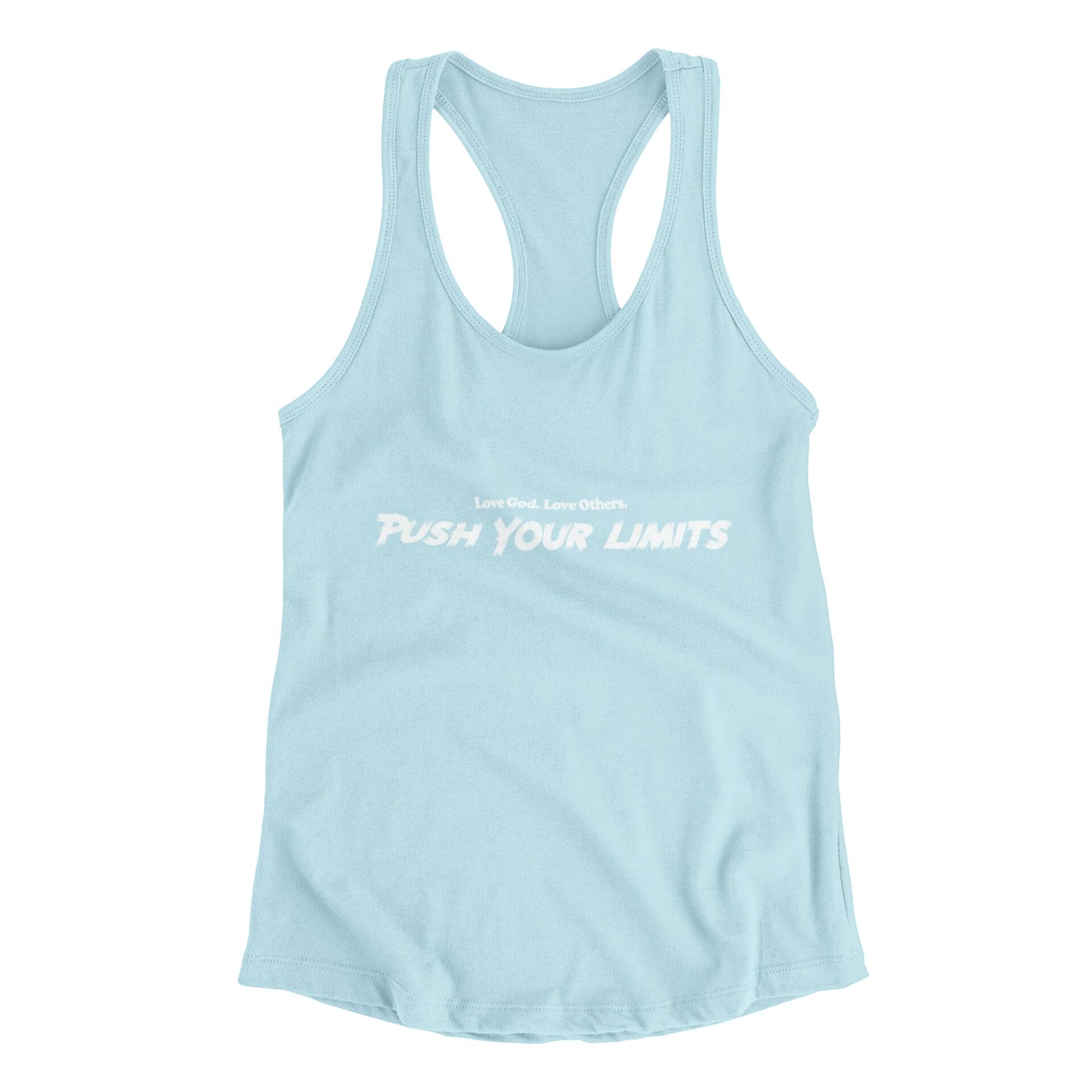 Push Your Limits Tank Top