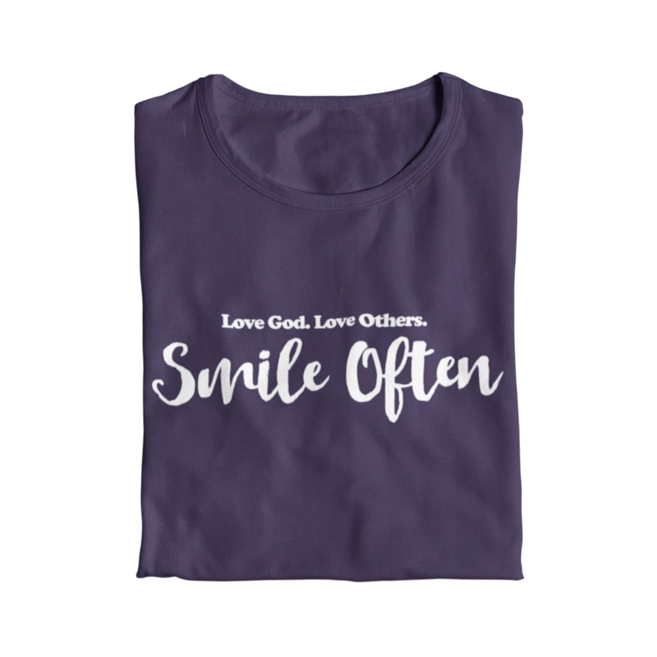 Smile Often BOLD T-shirt