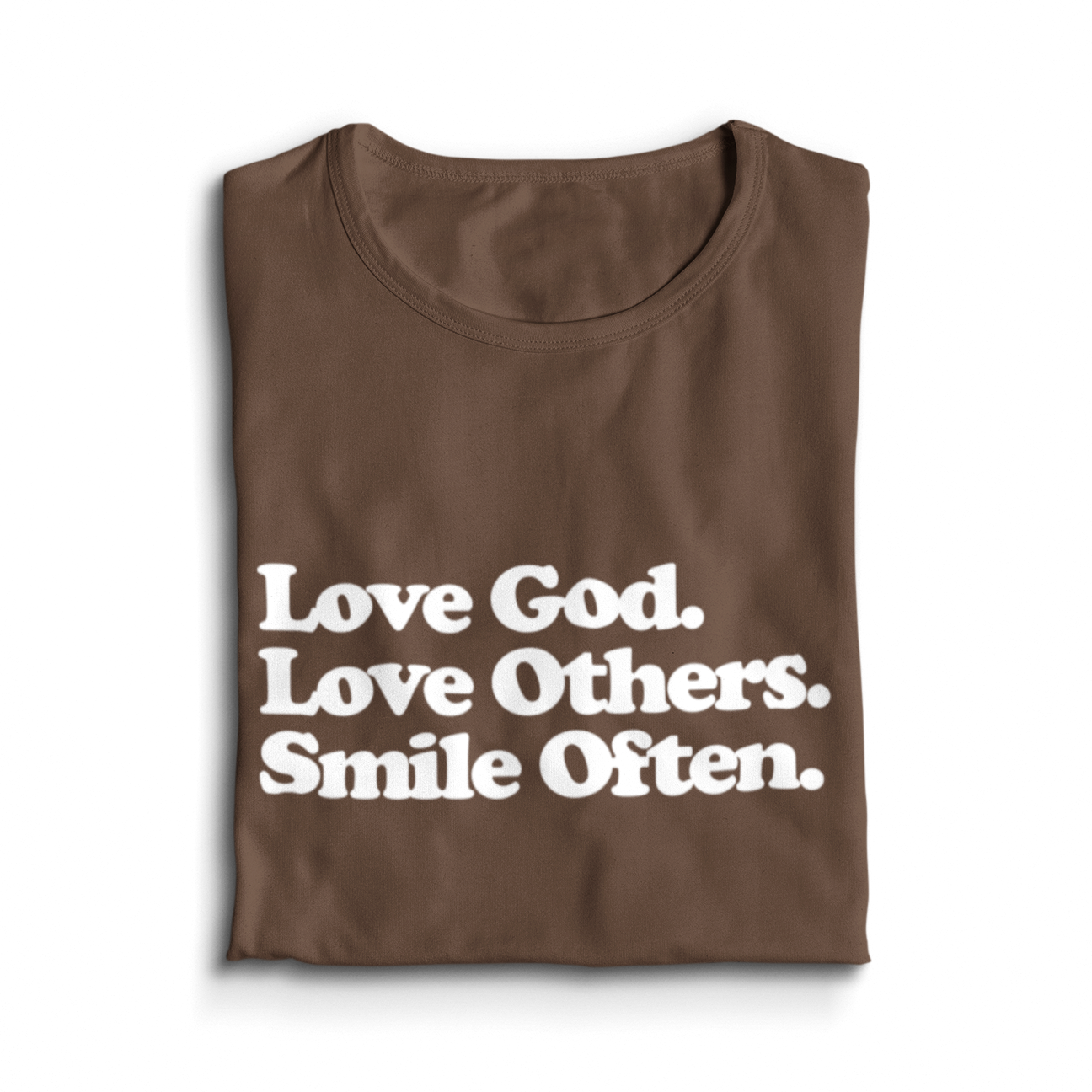 Smile Often T-shirt