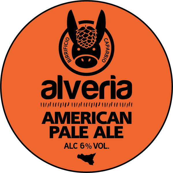 American Pale Ale - bottiglia 33cl - Birrificio Alveria