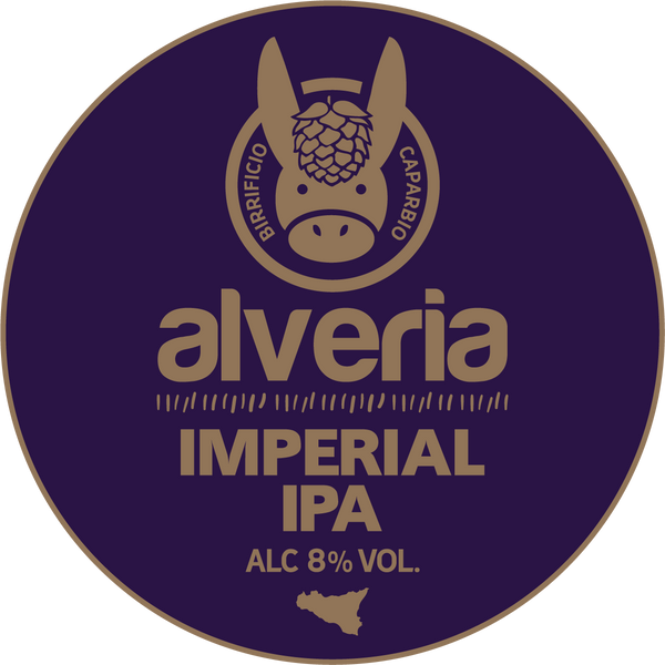 Imperial Ipa - bottiglia 33cl - Birrificio Alveria