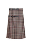 Tartan And Lurex Kilt