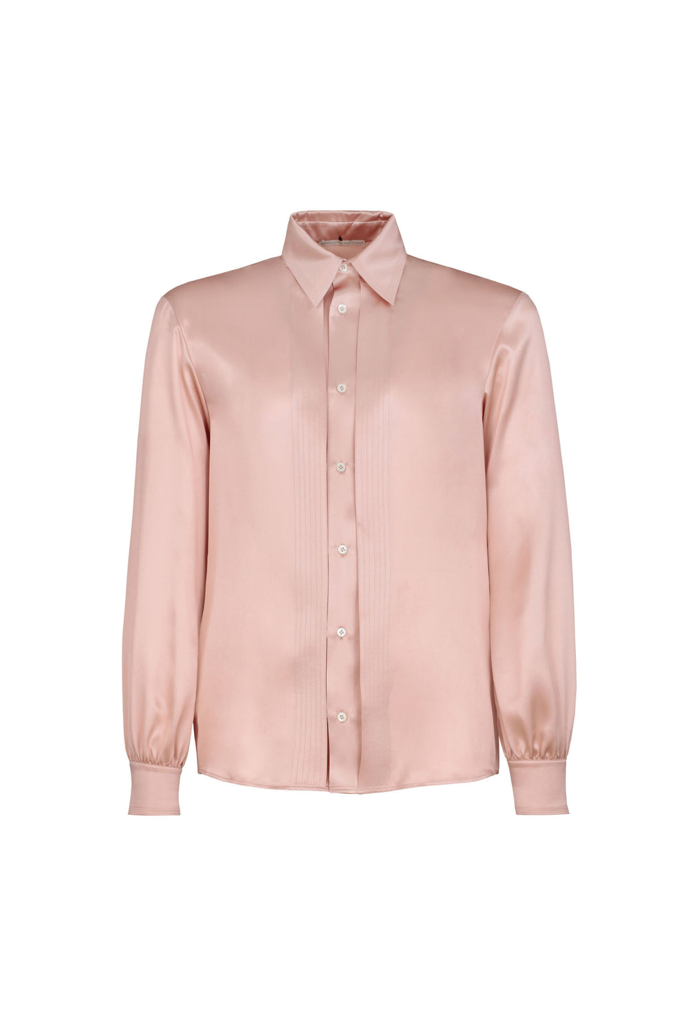 Satin Silk Shirt