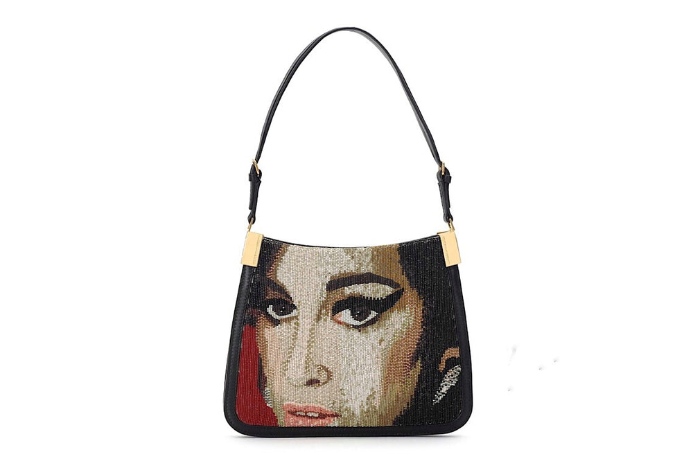 Starry Bag Faces 1983: Amy
