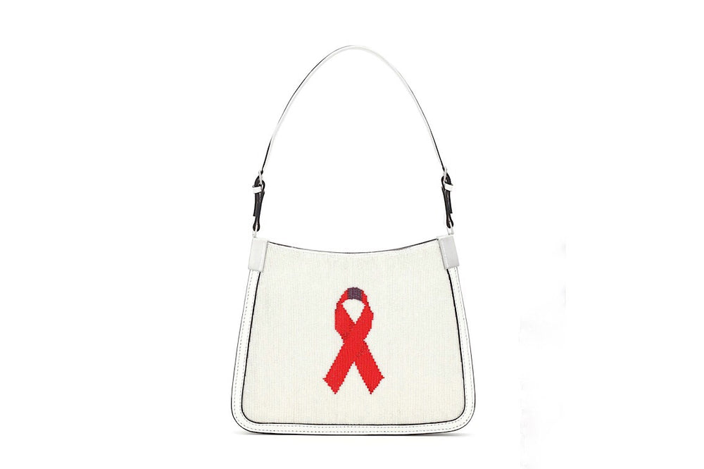 Starry Bag Red Ribbon