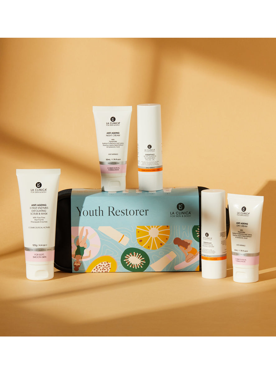 Youth Restorer Skin Care Kit