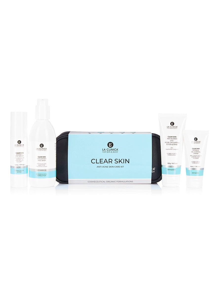 Anti Blemish Skin Care Kit