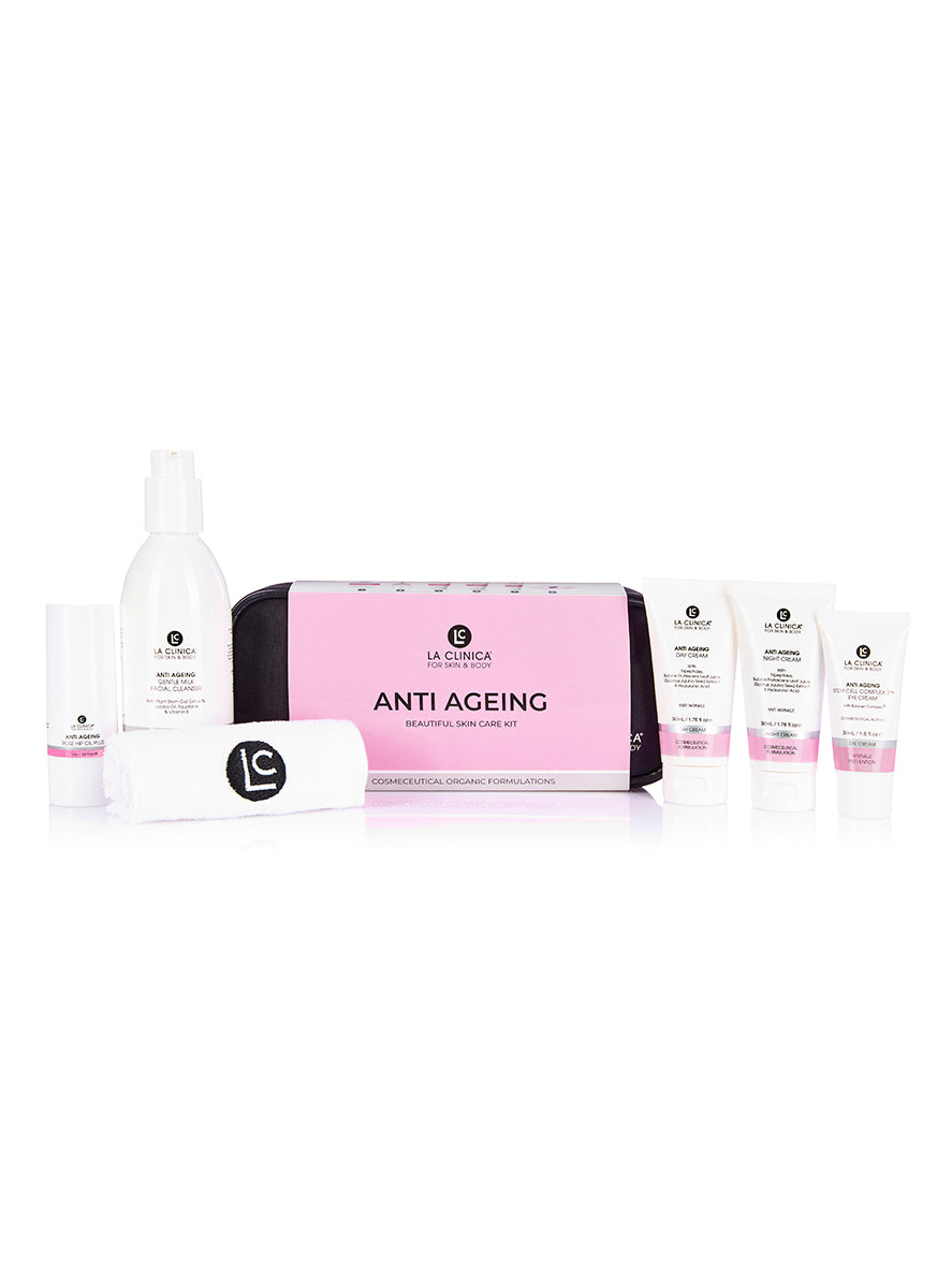 Anti Ageing Beautiful Skin Kit