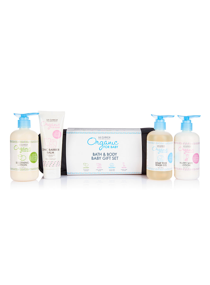 Bath & Body Baby Gift Set