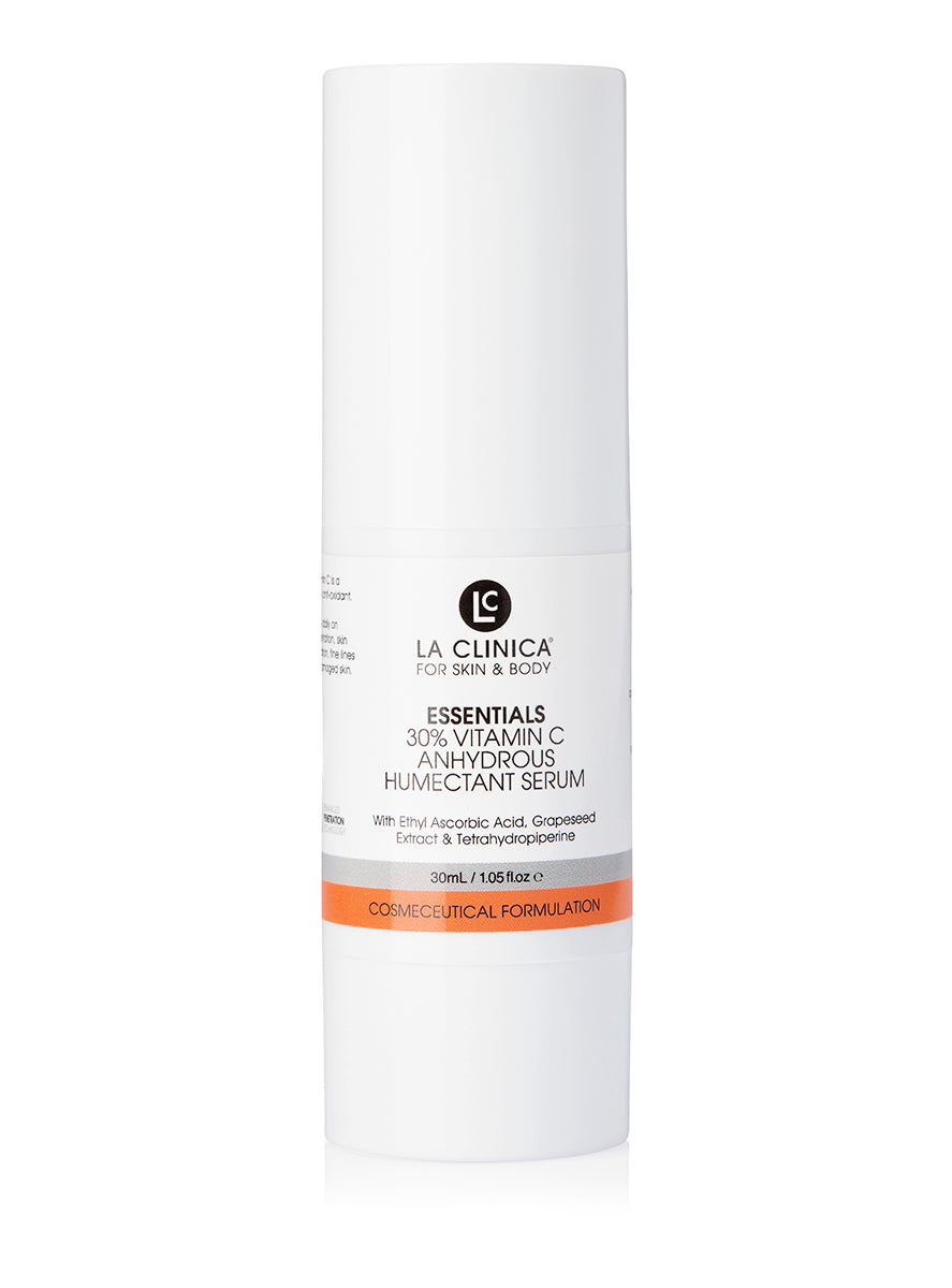 Essentials 30% Vitamin C Anhydrous Humectant Serum