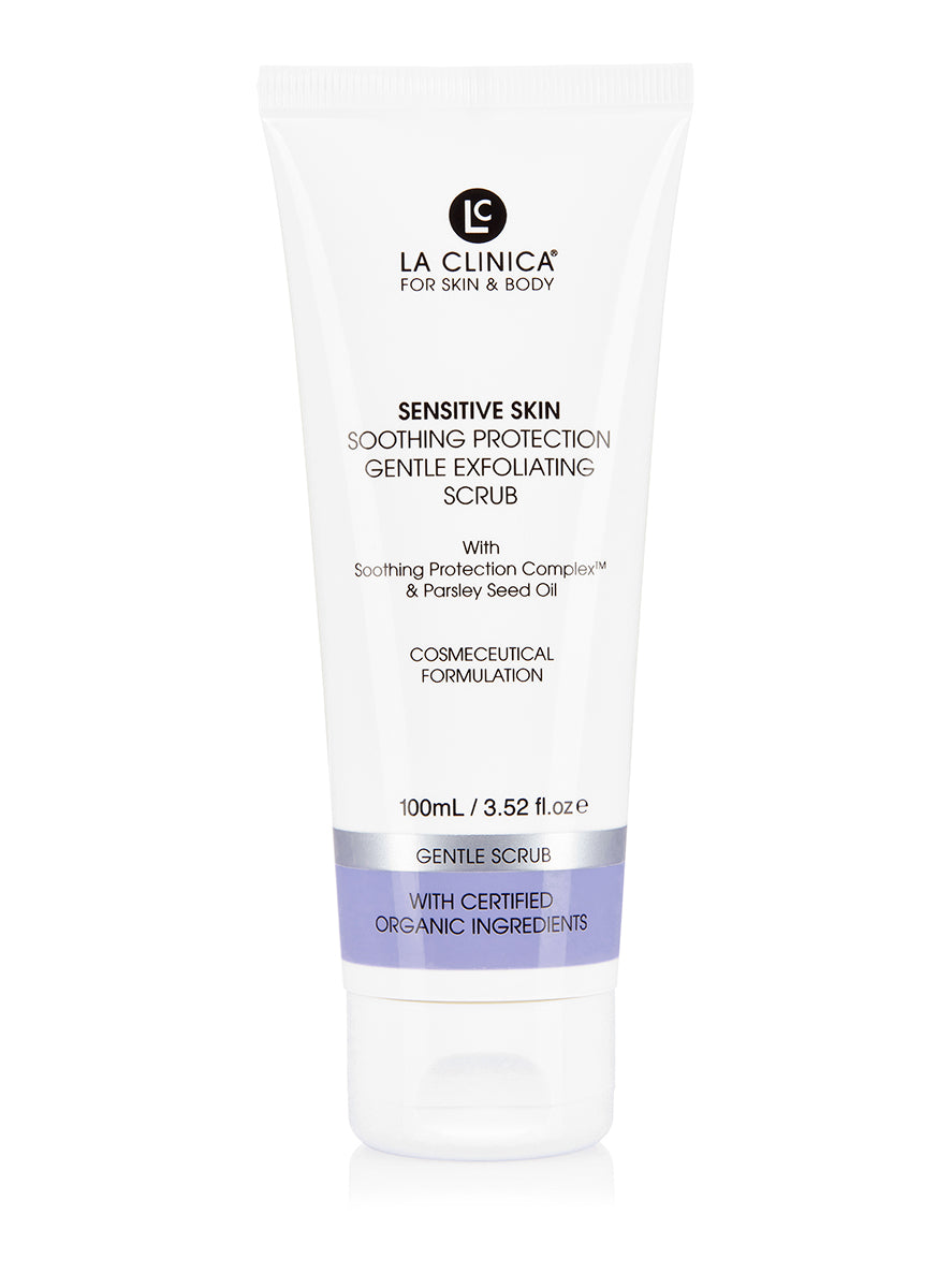 Soothing Protection Gentle Exfoliating Scrub