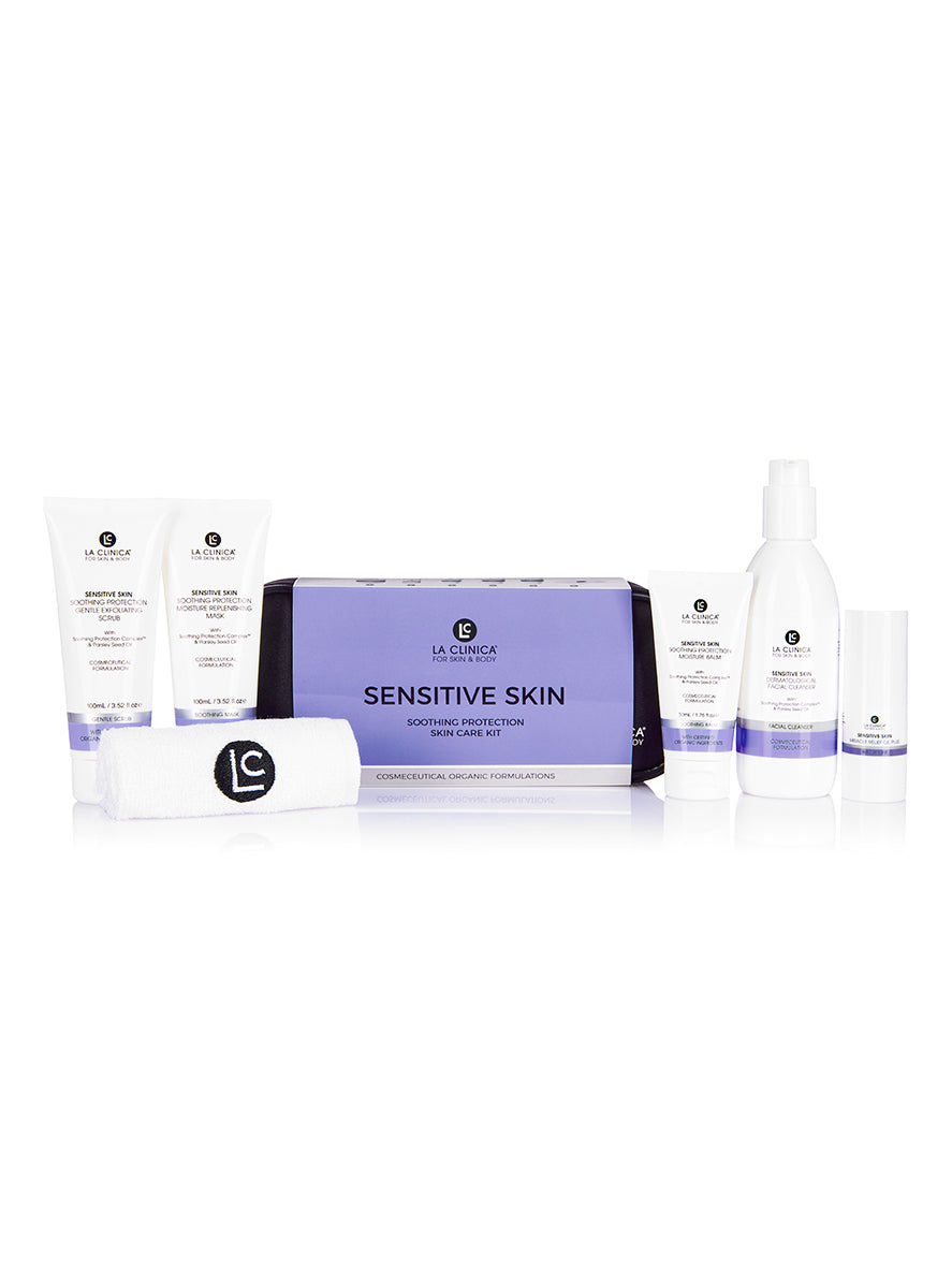 Soothing Protection Skin Care Kit