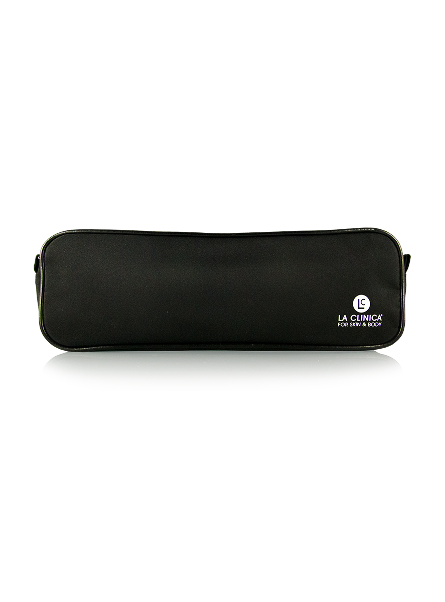 LA CLINICA Toiletry Bag - Black