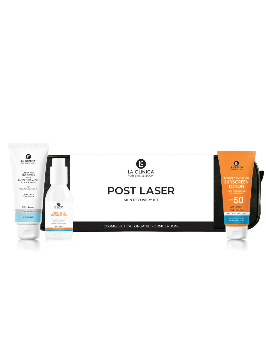 POST LASER SKIN RECOVERY KIT