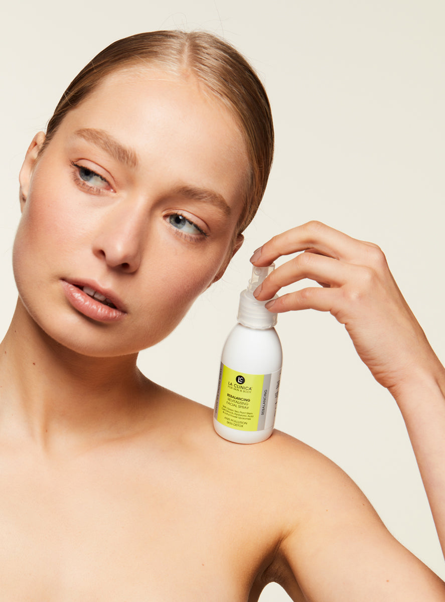 Revitalising Facial Spray