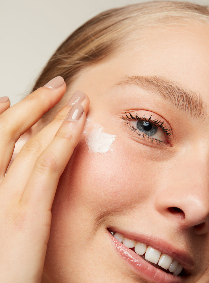Eye Cream with Tripeptides