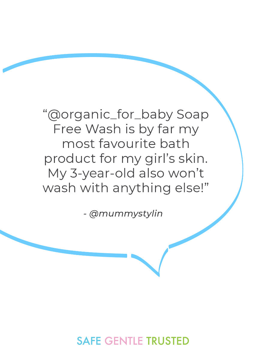 Soap Free Wash Gel