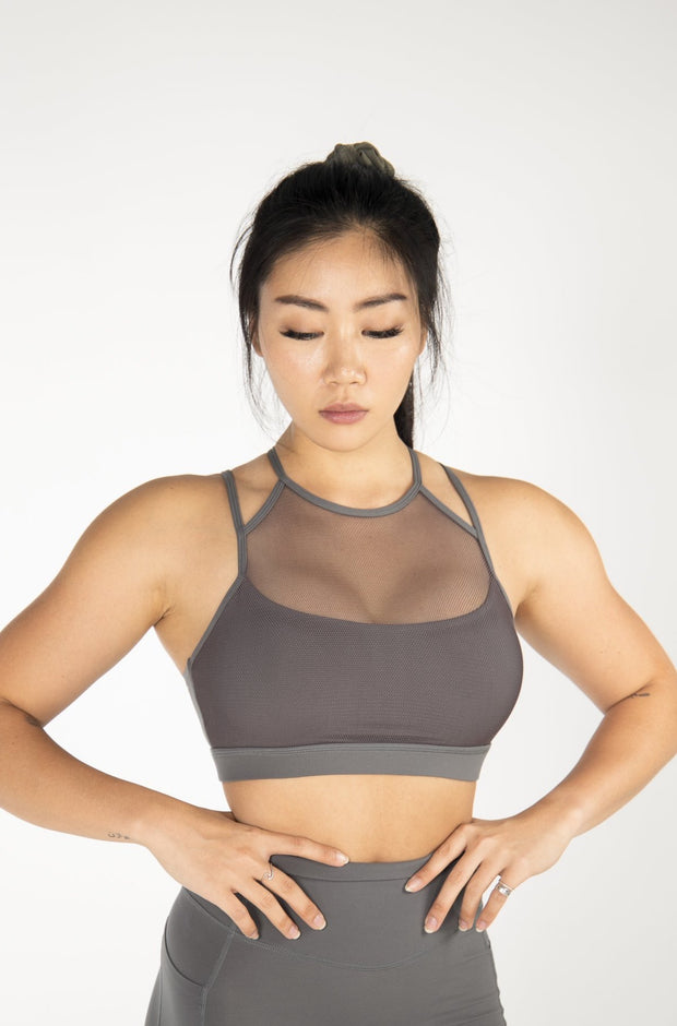 Power Mesh Bra