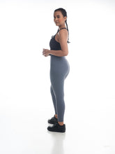 Load image into Gallery viewer, The Vault Leggings - Steel Blue