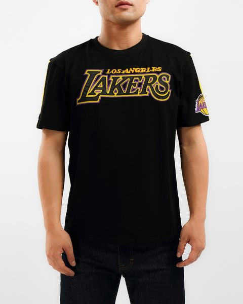 Los Angeles Lakers Blended Logo Shirt