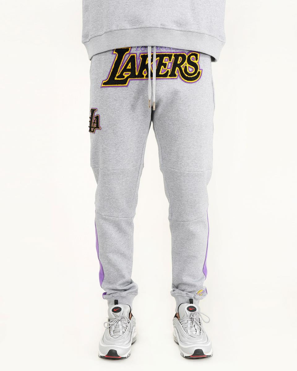 Los Angeles Lakers City Wordmark Joggers