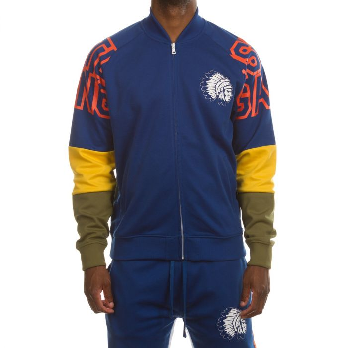 Hustle Gang Fast Track (Royal) Two Piece Suit