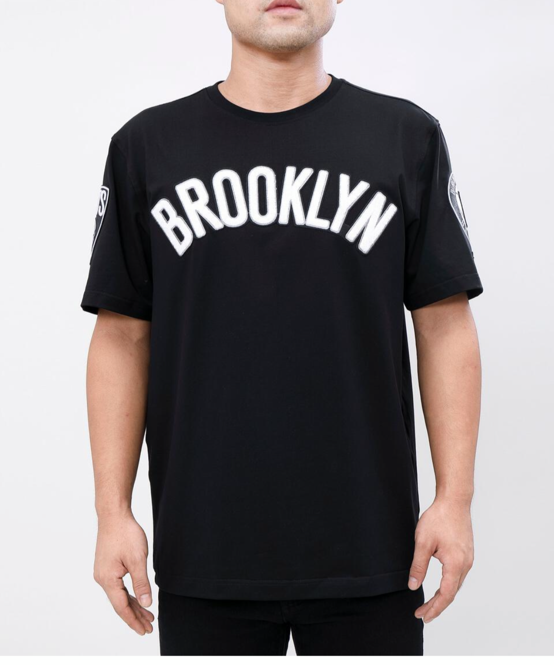 Men's Pro Standard Brooklyn Nets Sports Tee Shirt