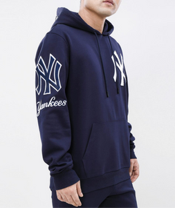 Men's Pro Standard New York Yankees 2 Piece Sweat Suit Set