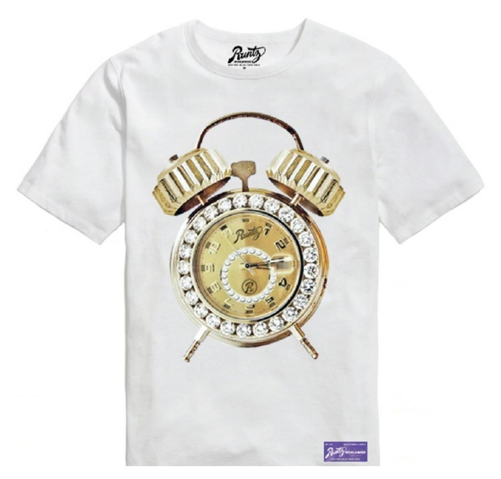 Runtz White Gold Detail Men's Tee Shirt
