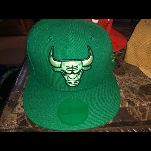 New Era Brand New Chicago Bulls Hat NBA Limited Ed