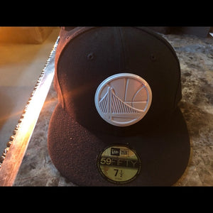 New Era Brand New Golden State Warriors Hat NBA