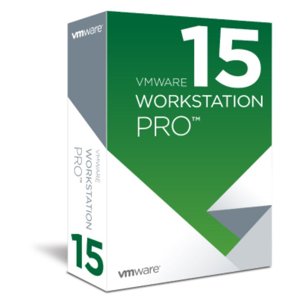 VMware Workstation 15 Pro for Windows - Lifetime License Key