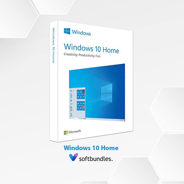 MICROSOFT WINDOWS 10 Home - Lifetime License Key