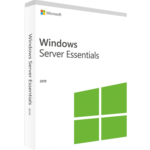Windows Server Essentials 2019 - Lifetime License - Instant Delivery
