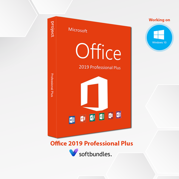 Microsoft Office 2019 Professional Plus - Instant Delivery - Lifetime