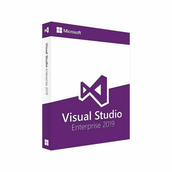 Visual Studio 2019 Enterprise 1PC - Lifetime License