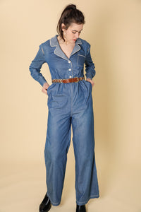 Sailor Jumpsuit