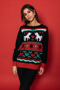 Unicorn Rider Sweater