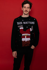 Size Matters Sweater