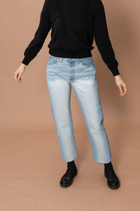501 Light Blue Levi's Jeans 4