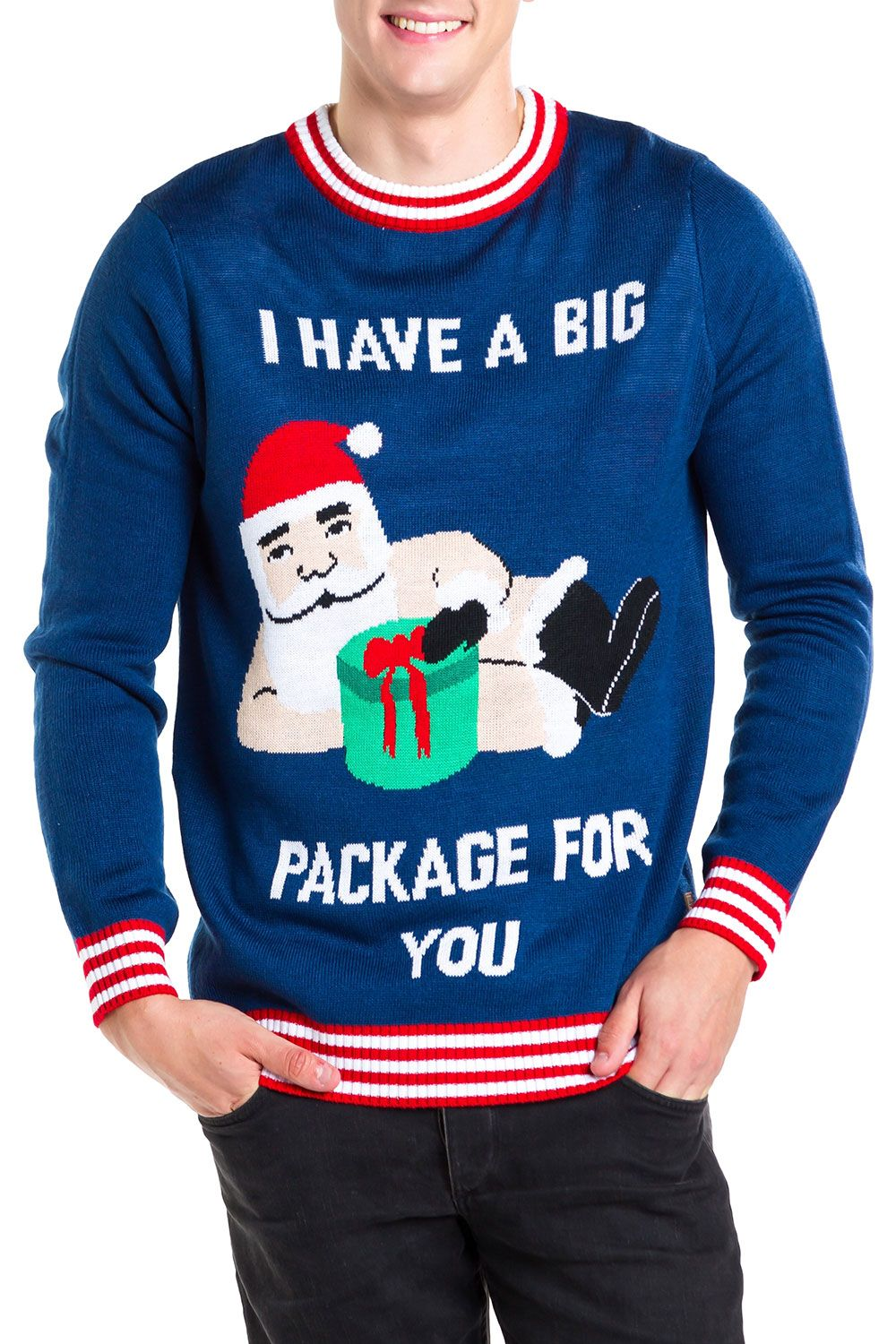 Big Package Sweater