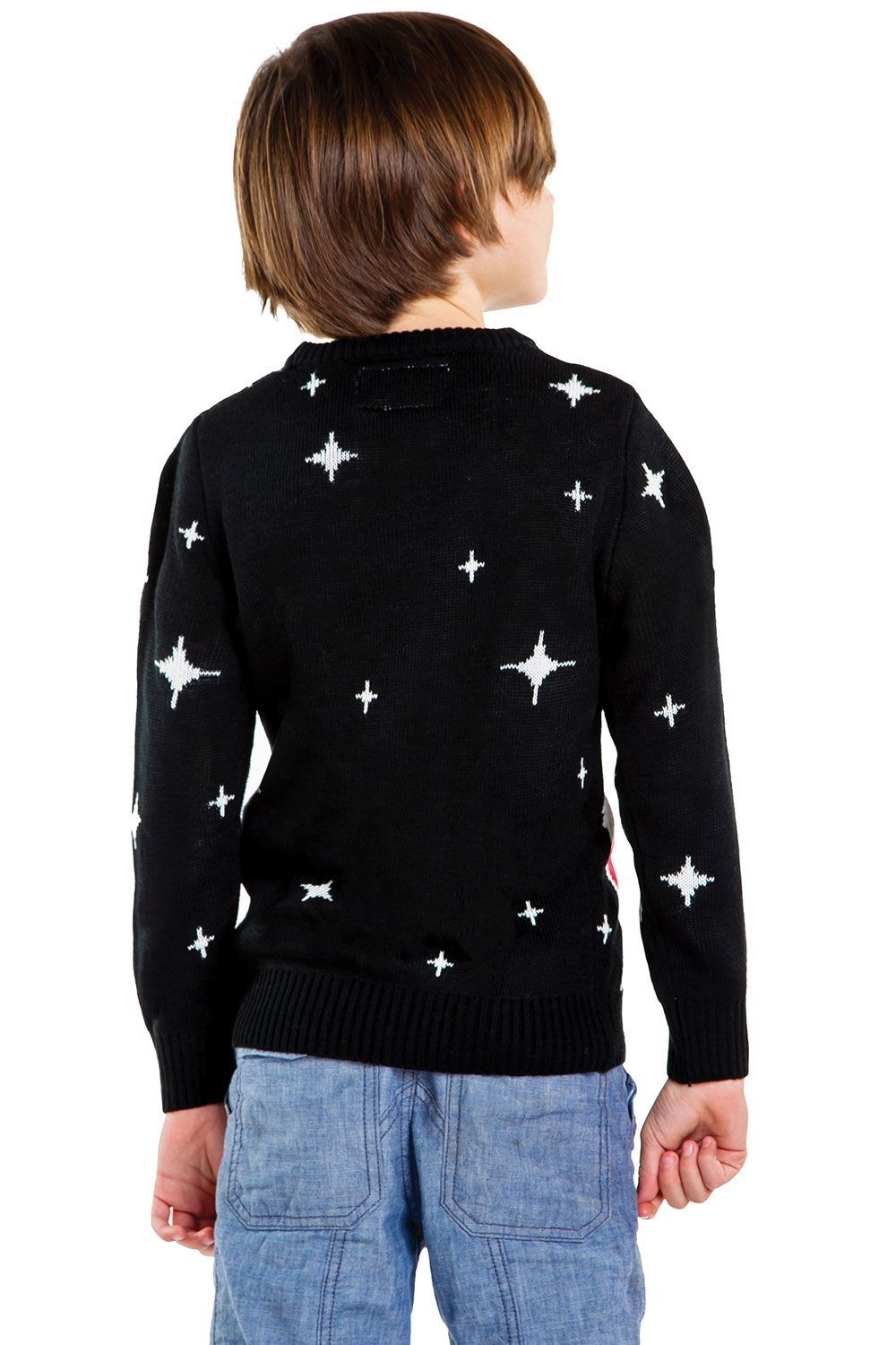 Boys Unicorn Sweater