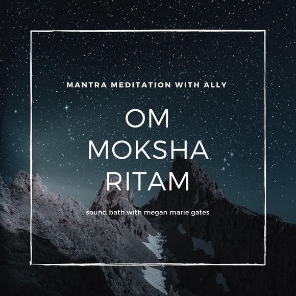 Om Moksha Ritam - Guided Relaxation Meditation