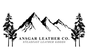Featured Friend Of Beech Tree Paper: Ansgar Leather Co.